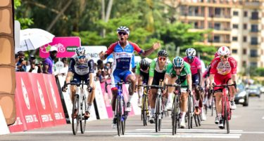 【トロピカル・アミッサ・ボンゴ/第7ステージ】ミナーリが区間3位、ギルマイがポイント賞を獲得し、好成績で初戦終了。