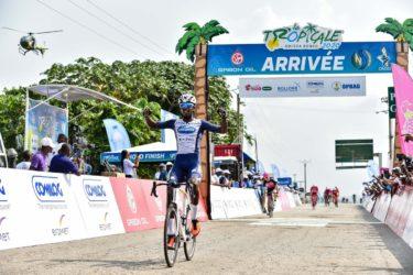 🏆【トロピカル・アミッサ・ボンゴ/第3ステージ】登坂フィニッシュをエリトリアの新星ビニアム・ギルマイが制し今季初勝利!