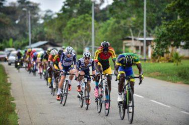 トロピカル・アミッサ・ボンゴ 第2ステージ | ナーバスなショートステージでナヴァルダウスカスが5位入賞