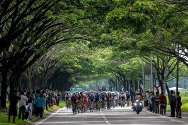 【ツール・ド・ランカウイ/第1ステージ】トラブルが頻発したボルネオ島での開幕ステージ