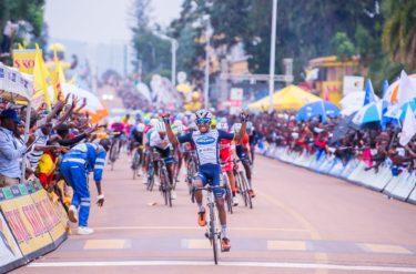 🏆【ツール・ドゥ・ルワンダ/第2ステージ】エチオピアのムルーが登坂フィニッシュで逃げ切り、嬉しいプロ初勝利!
