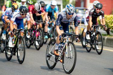 【ツール・ド・台湾/第4ステージ】ボーナスタイムをかけた高速スプリントレースで中根英登は苦戦を強いられる