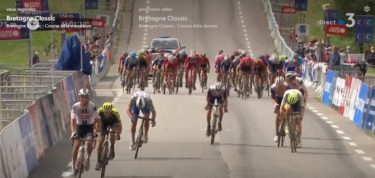 【UCIワールドツアー/ブルターニュ・クラシック】フェデーリが5位、中根がUCIポイント獲得