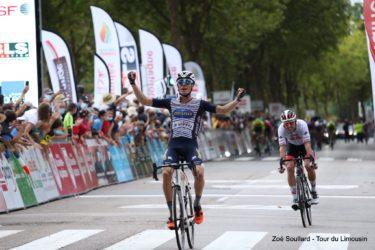🏆【ツール・ドゥ・リムザン/第4ステージ】アレッサンドロ・フェデーリが元世界王者を下して区間優勝!