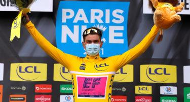 🏆 パリ〜ニースで22歳のシュテファン・ビッセガーが区間優勝、個人総合首位へ浮上!