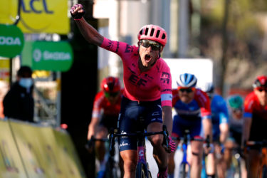 パリ〜ニース第8ステージをマグナス・コルトが制す!