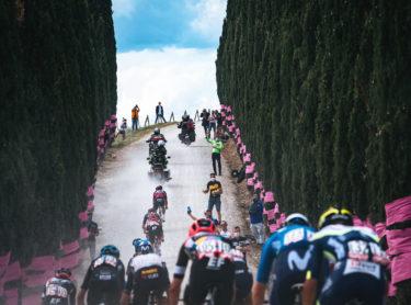 ジロ・デ・イタリア第11ステージ ; ストラーデビアンケステージ