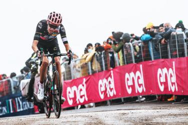 ジロ・デ・イタリア第14ステージ ; 伝説を生み出すゾンコラン