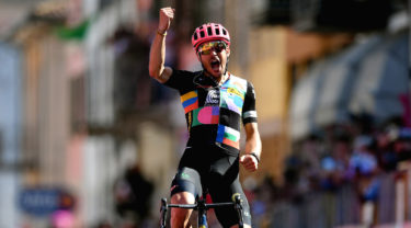 🏆 ジロ・デ・イタリア第18ステージ; ベッティオールが成し遂げた最も印象的な勝利