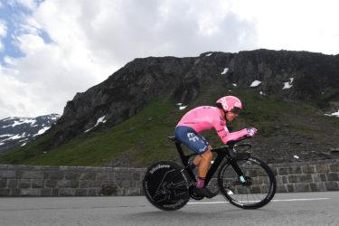 🏆 ツール・ド・スイス第7ステージ; 山岳タイムトライアルをリゴベルト・ウランが制す!