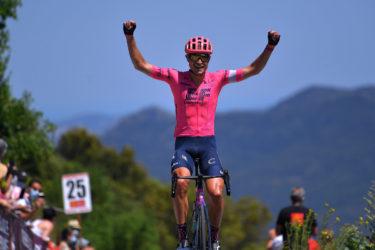 🏆 ルート・ド・オクシタニー第4ステージ; マグナス・コルトが登坂フィニッシュを鮮やかに制す