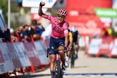 🏆【ブエルタ/第6ステージ】マグナス・コルトが僅差で逃げ切り、区間優勝