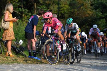 中根英登がベルギーのワンディレースでチーム内最高位・UCIポイント圏内でフィニッシュ!